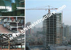 China Industrial Prefabricated Steel Storage Multi-storey Steel Building, 40FT GP, 20FT GP, 40HQ factory